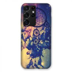 Coque Pour Samsung Galaxy S21 Ultra Attrape Reve Colore