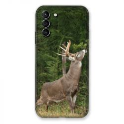 Coque Pour Samsung Galaxy S21 Plus Cerf