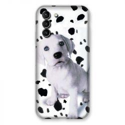 Coque Pour Samsung Galaxy S21 Plus Chien Dalmatien