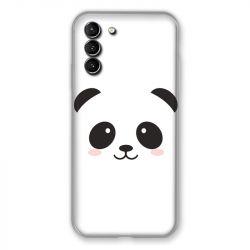 Coque Pour Samsung Galaxy S21 Plus Panda Blanc