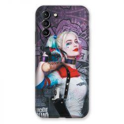 Coque Pour Samsung Galaxy S21 Plus Harley Quinn Batte