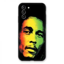 Coque Pour Samsung Galaxy S21 Plus Bob Marley 2