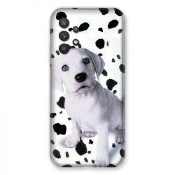 Coque Pour Samsung Galaxy A32 Chien Dalmatien