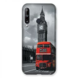 Coque Pour Huawei P40 Lite E Angleterre London Bus
