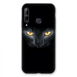 Coque Pour Huawei P40 Lite E Chat Noir