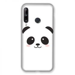 Coque Pour Huawei P40 Lite E Panda Blanc