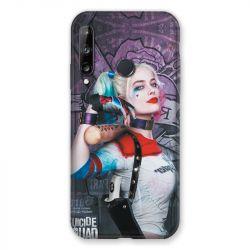 Coque Pour Huawei P40 Lite E Harley Quinn Batte