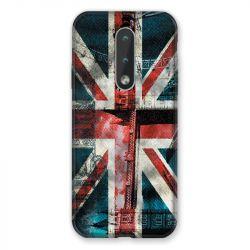 Coque Pour Nokia 2.4 Angleterre UK Jean's