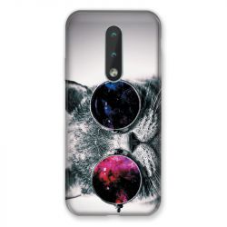 Coque Pour Nokia 2.4 Chat Fashion