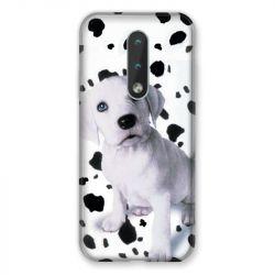 Coque Pour Nokia 2.4 Chien Dalmatien