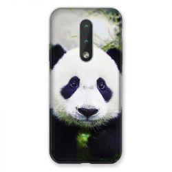 Coque Pour Nokia 2.4 Panda Color