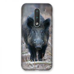 Coque Pour Nokia 2.4 Sanglier Pin