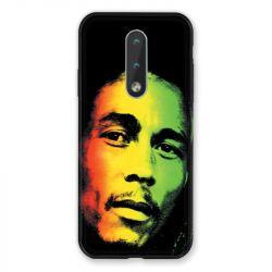 Coque Pour Nokia 2.4 Bob Marley 2