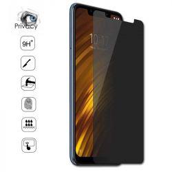 Verre trempé / Vitre de protection privée anti espion pour Samsung Galaxy S21 Ultra