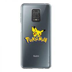 Coque Transparente Pour Xiaomi Redmi Note 9 Pokemon