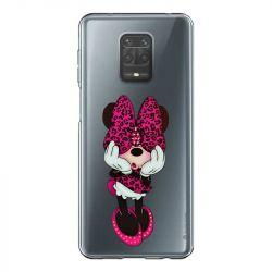 Coque Transparente Pour Xiaomi Redmi Note 9 Minnie
