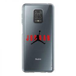 Coque Transparente Pour Xiaomi Redmi Note 9 Jordan