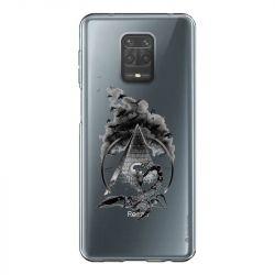 Coque Transparente Pour Xiaomi Redmi Note 9 Scorpion