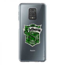Coque Transparente Pour Xiaomi Redmi Note 9 Harry Potter Slytherin