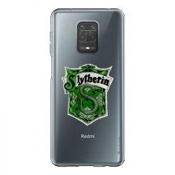 Coque Transparente Pour Xiaomi Redmi Note 9 Harry Potter Slytherin