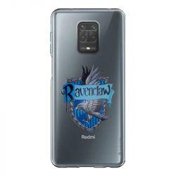Coque Transparente Pour Xiaomi Redmi Note 9 Harry Potter Ravenclaw
