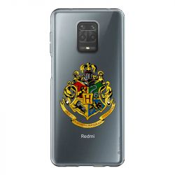 Coque Transparente Pour Xiaomi Redmi Note 9 Harry Potter Poudlard