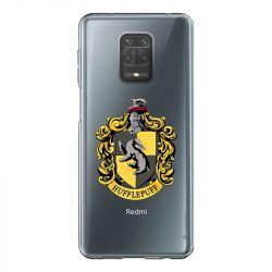Coque Transparente Pour Xiaomi Redmi Note 9 Harry Potter Hufflepuff