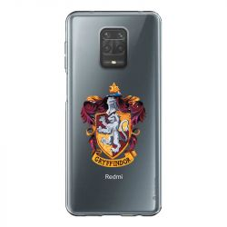 Coque Transparente Pour Xiaomi Redmi Note 9 Harry Potter Griffindor