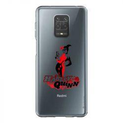 Coque Transparente Pour Xiaomi Redmi Note 9 Harley Quinn