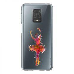 Coque Transparente Pour Xiaomi Redmi Note 9 Danseuse etoile