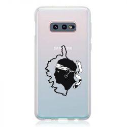 Coque Transparente Pour Samsung Galaxy S10e Corse