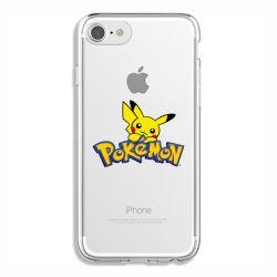 Coque Transparente Pour Iphone 6 / 6s Pokemon