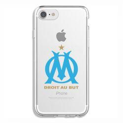 Coque Transparente Pour Iphone 6 / 6s Olympique Marseille OM