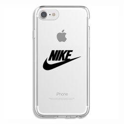 Coque Transparente Pour Iphone 6 / 6s Nike