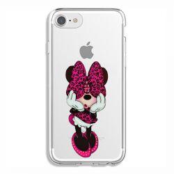 Coque Transparente Pour Iphone 6 / 6s Minnie