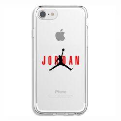 Coque Transparente Pour Iphone 6 / 6s Jordan
