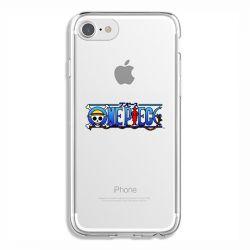 Coque Transparente Pour Iphone 6 / 6s One Piece Logo