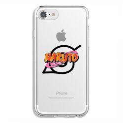 Coque Transparente Pour Iphone 6 / 6s Naruto Logo
