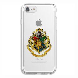 Coque Transparente Pour Iphone 6 / 6s Harry Potter Poudlard