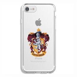 Coque Transparente Pour Iphone 6 / 6s Harry Potter Griffindor