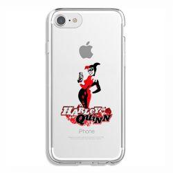 Coque Transparente Pour Iphone 6 / 6s Harley Quinn