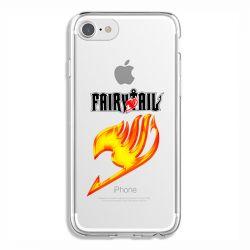 Coque Transparente Pour Iphone 6 / 6s Fairy Tail