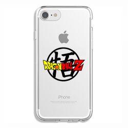 Coque Transparente Pour Iphone 6 / 6s Dragon Ball Logo