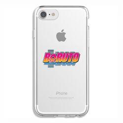Coque Transparente Pour Iphone 6 / 6s Boruto Logo