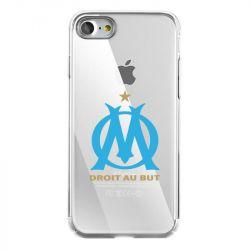 Coque Transparente Pour Iphone 7 / 8 / SE (2020) Olympique Marseille OM