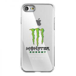 Coque Transparente Pour Iphone 7 / 8 / SE (2020) Monster Energy