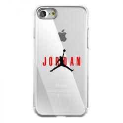 Coque Transparente Pour Iphone 7 / 8 / SE (2020) Jordan