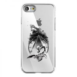 Coque Transparente Pour Iphone 7 / 8 / SE (2020) Scorpion