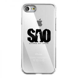 Coque Transparente Pour Iphone 7 / 8 / SE (2020) SAO
