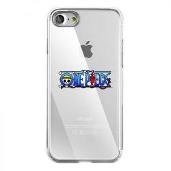 Coque Transparente Pour Iphone 7 / 8 / SE (2020) One Piece Logo